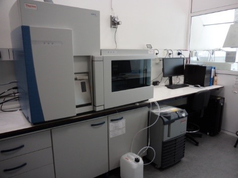 Coupled-Plasma-Mass-Spectrometer